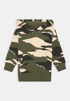 MINI MONKEY CAMOUFLAGE - Mikina - dark khaki green