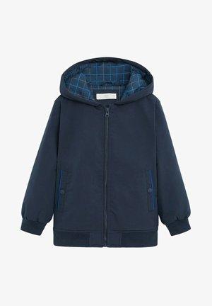 POLO - Winter jacket - dunkles marineblau