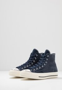 Converse - CHUCK TAYLOR ALL STAR 70 - High-top trainers - obsidian/egret/black - 2