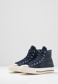Converse - CHUCK TAYLOR ALL STAR 70 - Baskets montantes - obsidian/egret/black - 2