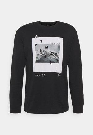 JPRBLAACTUALS - Långärmad tröja - black