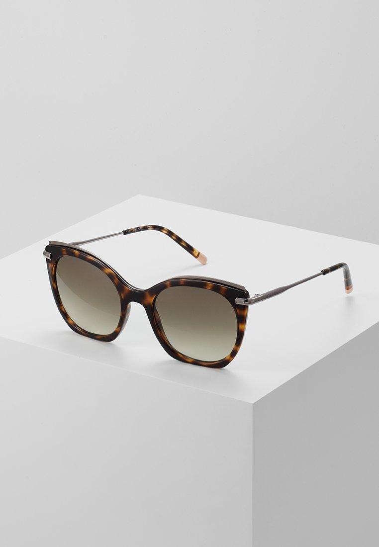 Calvin Klein - Sluneční brýle - tortoise