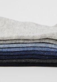 Anna Field - 8PP SNEAKER SOCKS  - Sokken - blue - 1