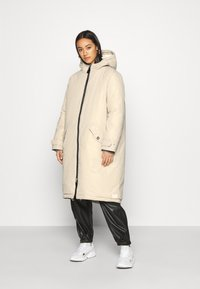 Scotch & Soda - OVERSIZED LONGER LENGTH JACKET - Parka - icy white - 0