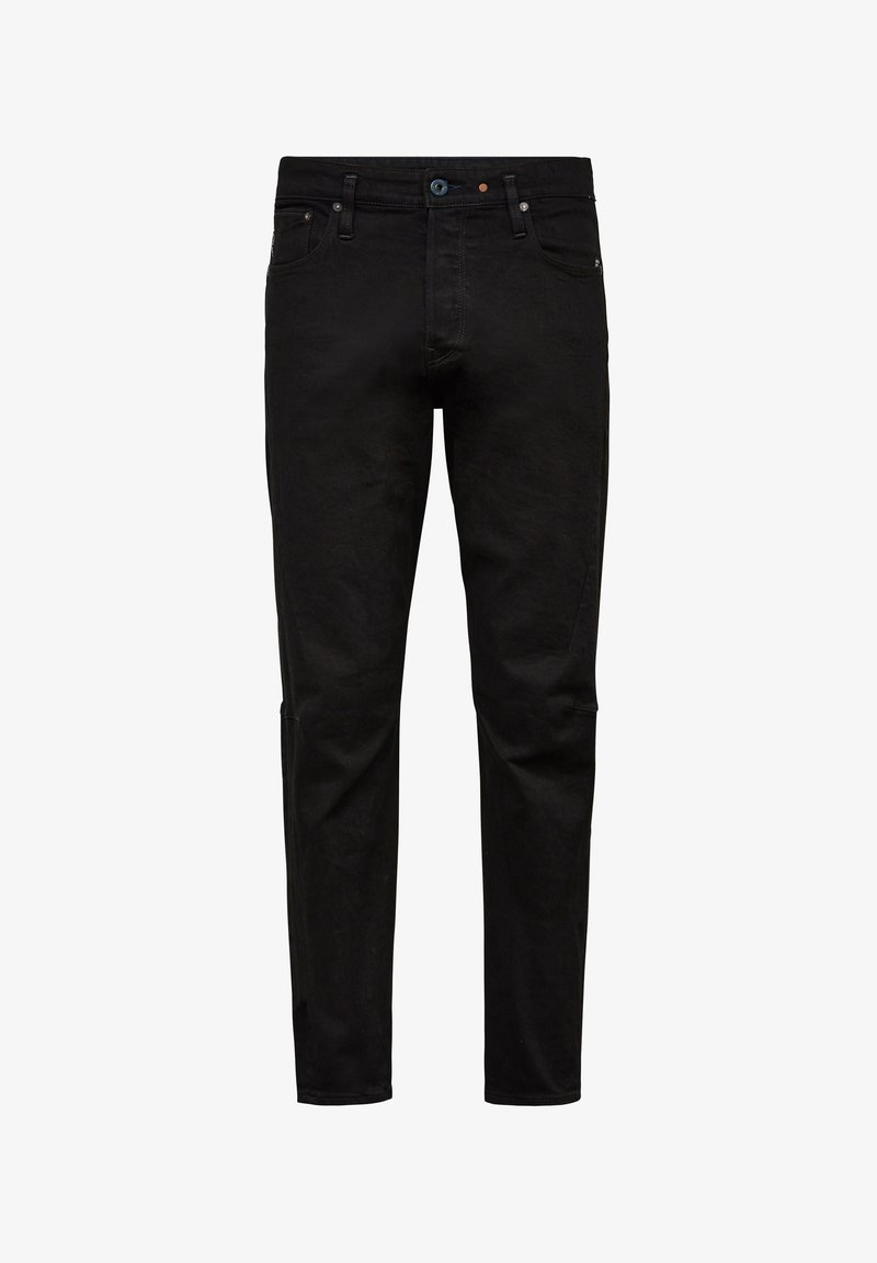G-Star - SCUTAR 3D SLIM TAPERED - Slim fit jeans - pitch black