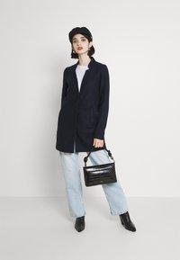 Vero Moda - Short coat - navy blazer - 1
