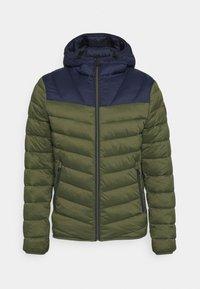 AERONS - Winter jacket - green depths