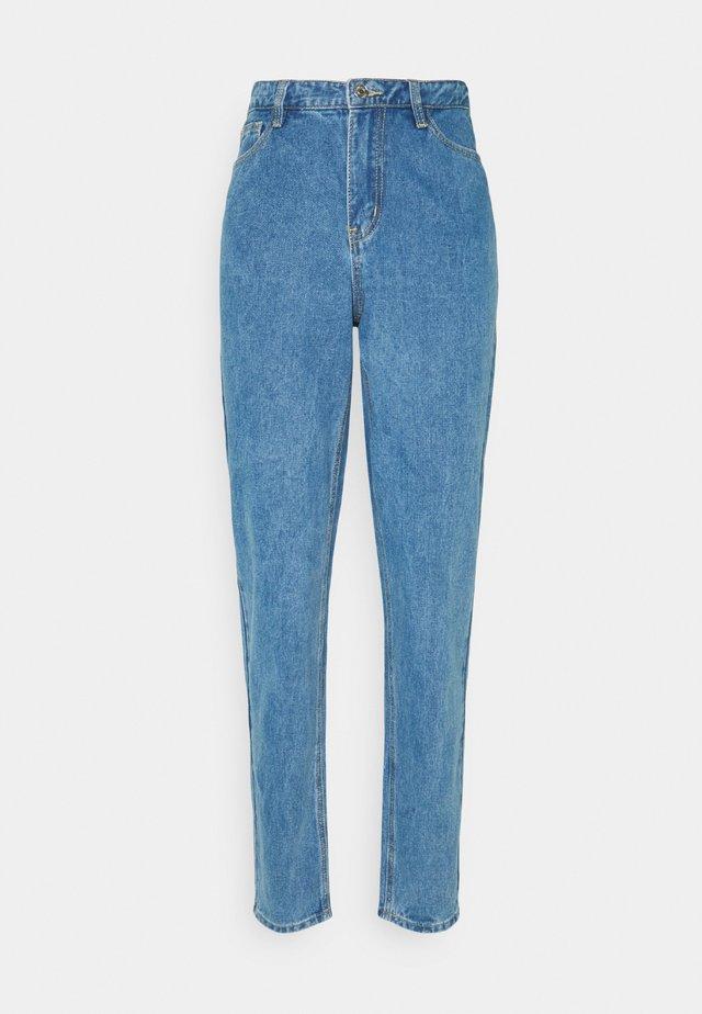 FRONT RIOT  - Džíny Straight Fit - blue