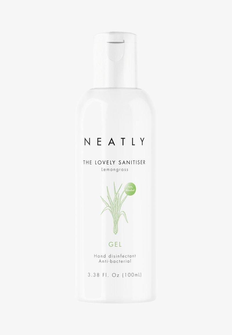 Neatly - GEL ZITRONENGRAS - Liquid soap - -