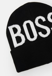BOSS Kidswear - PULL ON HAT UNISEX - Muts - black - 3