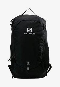 Salomon - TRAILBLAZER 20 UNISEX - Backpack - black/black - 7