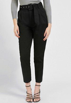 PRUDENCE - Pantalon classique - schwarz