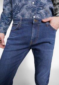 Lee - MALONE - Jeans slim fit - dark ely - 3