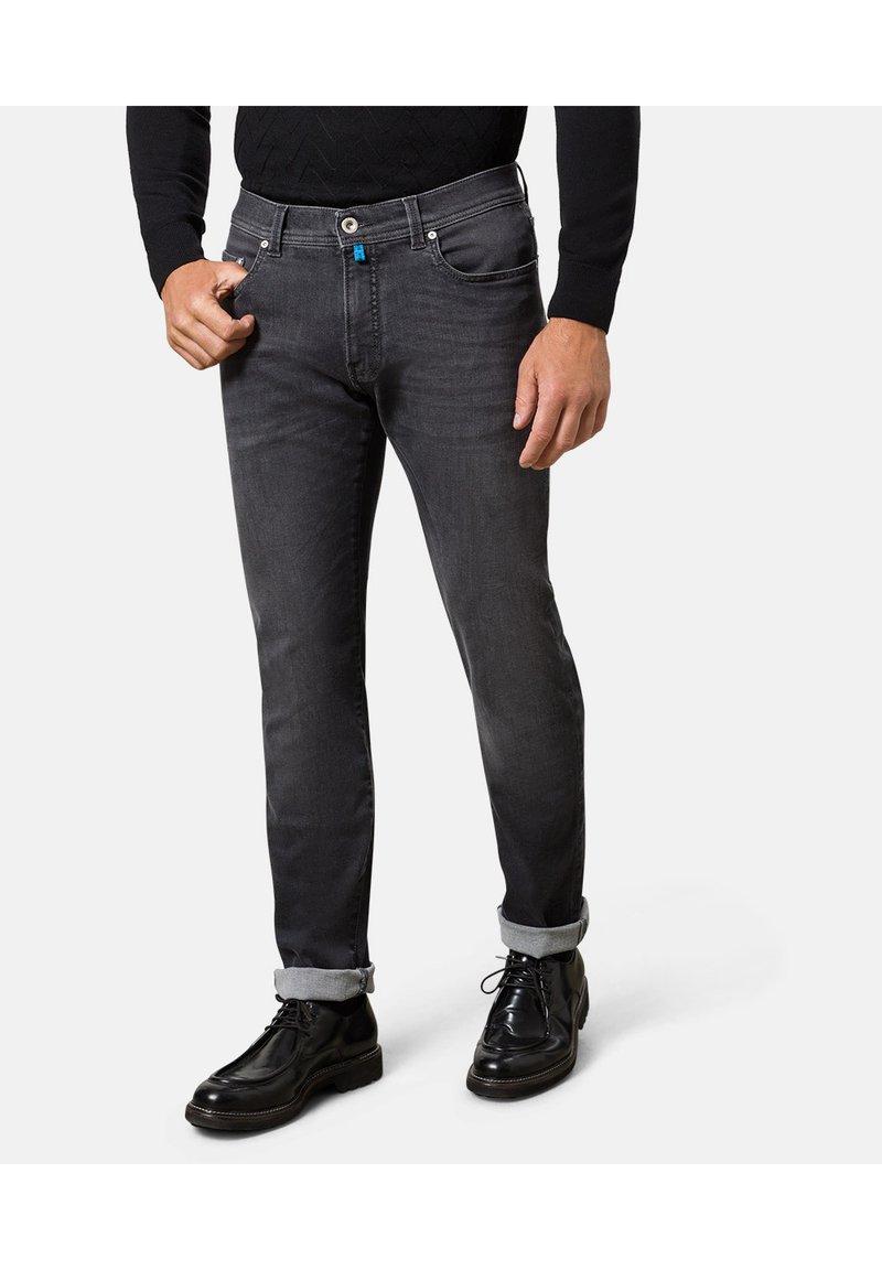 Pierre Cardin - Straight leg jeans - anthrazit