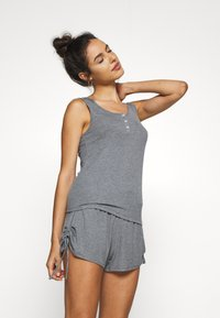 Marks & Spencer London - LOUNGE VEST - Tílko - charcoal - 1