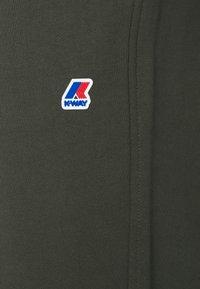 K-Way - ANDRE UNISEX - Trousers - black torba - 2
