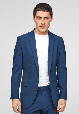 SLIM FIT - Suit jacket - blue