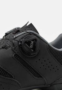 Giro - GIRO CYLINDER II - Chaussures de cyclisme - black - 5