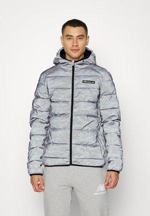 RADZI JACKET - Training jacket - silver-coloured