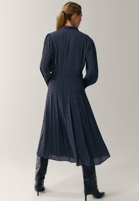 Massimo Dutti - Day dress - dark blue - 1