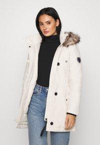 ONLY - ONLIRIS  - Winter coat - eggnog - 0