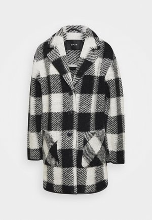 HALILO - Classic coat - black