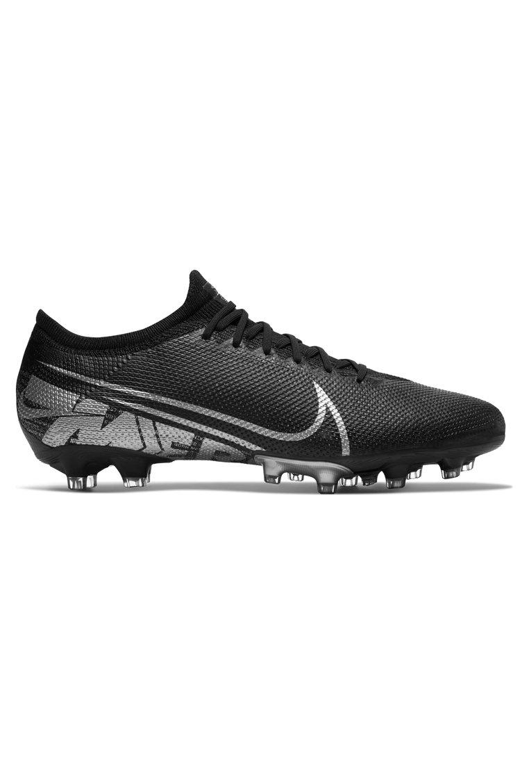 Nike Performance MERCURIAL VAPOR 13 PRO AG-PRO - Fußballschuh Nocken - black/mtlc cool grey-cool grey/schwarz - Herrenschuhe 0A7Up
