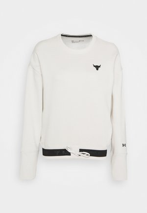 ROCK CREW - Sweatshirt - summit white
