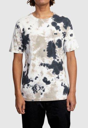 T-shirt print - pale mauve
