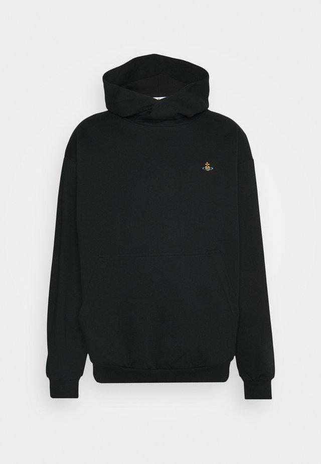 UNISEX - Felpa - black