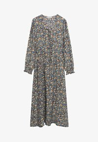 Mango - Day dress - azul - 3