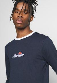 Ellesse - MANTIGO - Long sleeved top - navy - 4