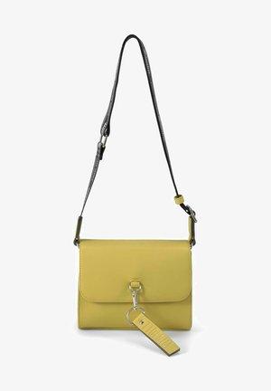 CERIA - Across body bag - gelb / yellow