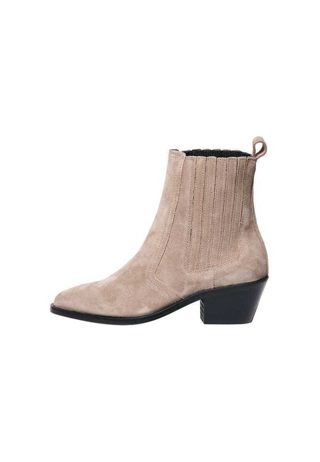 MIRIAM - Classic ankle boots - taupe