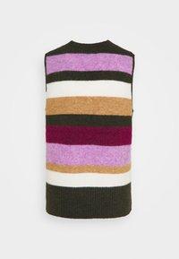 Six Ames - TONY - Stickad tröja - winter rainbow - 1