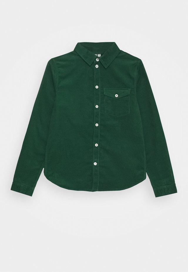 Camicia - green dark