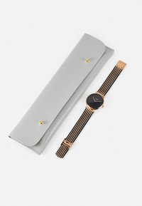 Cluse - TRIOMPHE - Hodinky - rose gold-coloured/black - 3