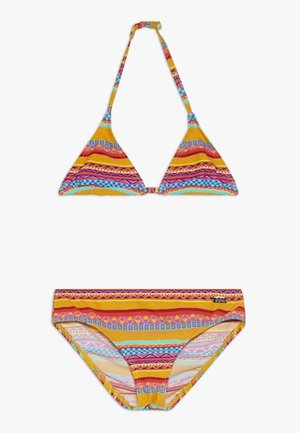 TRIANGEL SET - Bikiny - yellow