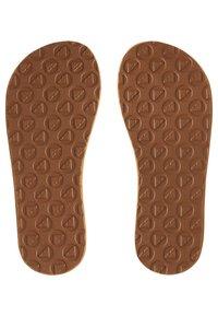 Roxy - PORTO - Pool shoes - cream - 3