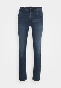 JJICLARK JJORIGINAL  - Slim fit jeans - blue denim