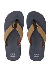 Billabong - ALL DAY IMPACT - T-bar sandals - navy - 1