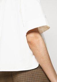 Lovechild - CALLIOPE - Button-down blouse - white - 5