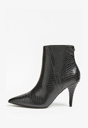 RASHEL  - High heeled ankle boots - schwarz