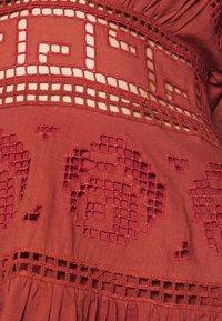 Free People - TEA TIME MINI - Day dress - rust worthy - 6
