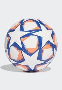 adidas Performance - UCL FINALE 20 JUNIOR LEAGUE 350 FOOTBALL - Football - white - 1