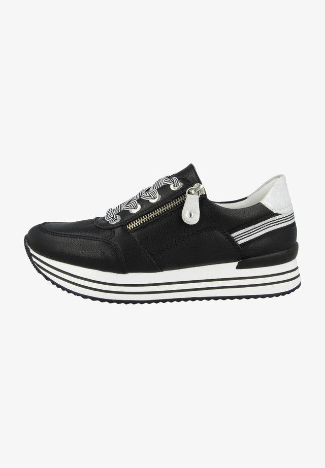 Sneakers laag - nero-ice