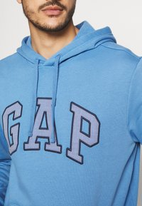 GAP - FILLED ARCH - Sweatshirt - jasper blue - 5