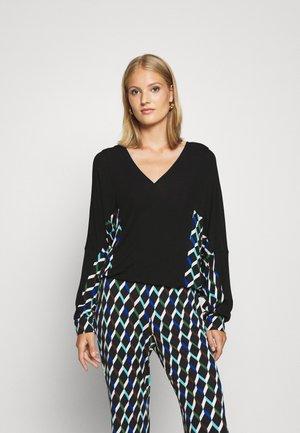 MIA - Long sleeved top - black