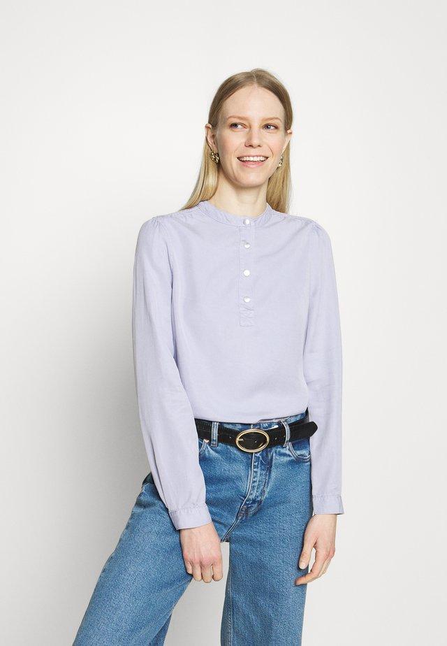 Langærmede T-shirts - purple haze