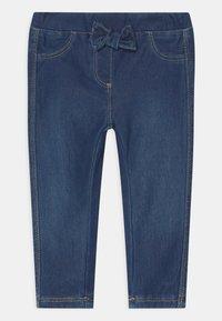 OVS - DIAGONAL - Jeans Skinny Fit - dark denim - 0